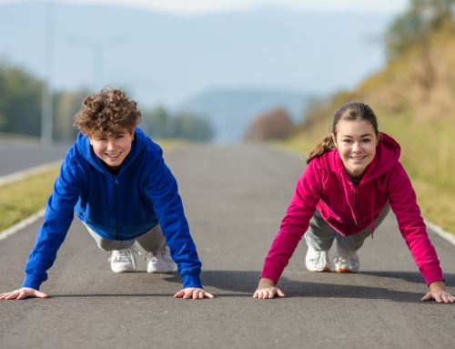 The Youth Athlete's Bodyweight Workout