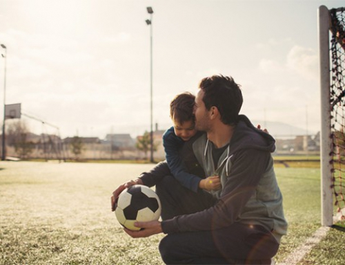 10 Ways You Can Be A Better Sports Parent
